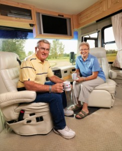 Complete Interiors Carpet Cleaning for RV's